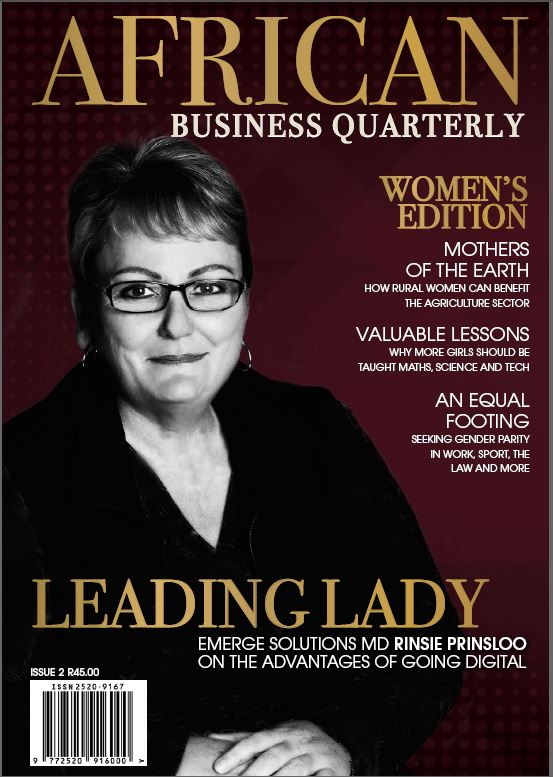 African Business Quarterly issue 3