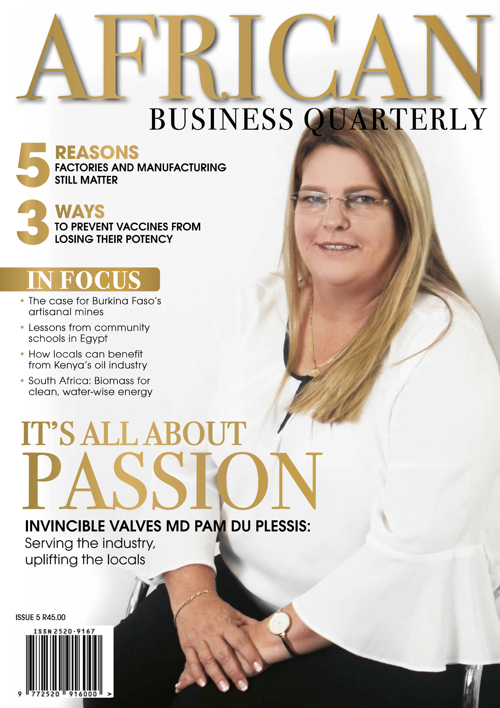 African Business Quarterly issue 5